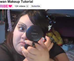 amazing, haters, and makeup image