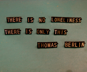 loneliness, lonely, and text image