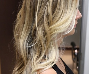 blond, style, and fashion image