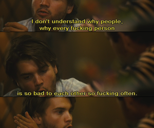 into the wild, quote, and movie image