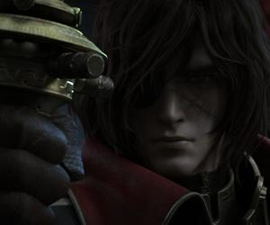 game and harlock space pirate image