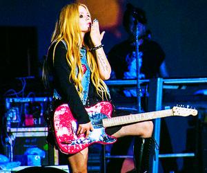 Avril Lavigne and tat image