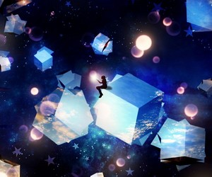 awesome, box, and cubes image