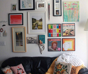 apartment, colorful, and design image