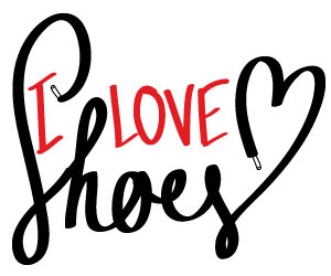 shoes, love, and heart image