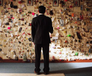 collection, collector, and elijah wood image
