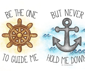 anchor, good, and ocean image