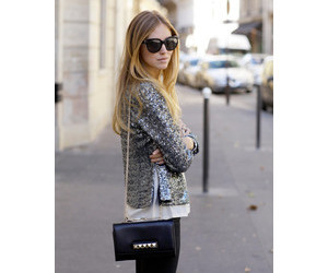 blonde, chanel, and clothes image