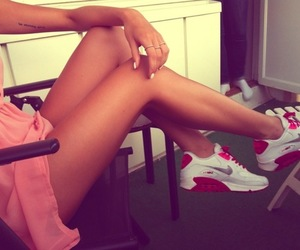 Hot, sport, and trainers image