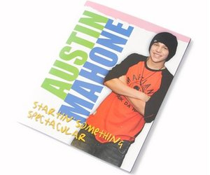 book, claires, and austin mahone image