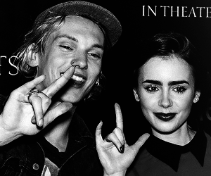 Jamie Campbell Bower, philly, and the mortal instruments image