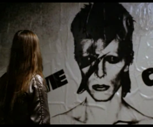 bowie, Christiane F, and david bowie image
