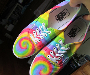 vans, cool, and colors image