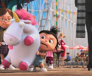 agnes, up, and despicable me image