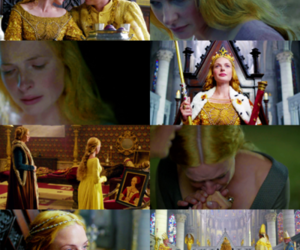 Elizabeth, the white queen, and Queen image