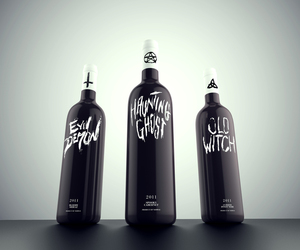 packaging and wine image