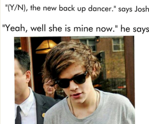 imagine, 1d, and Harry Styles image