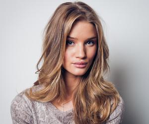 model, hair, and rosie image