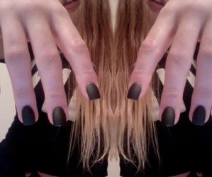 blog, hair, and nails image