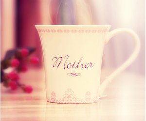 cup and mother image
