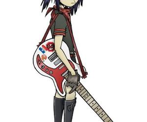 noodles and gorillaz image