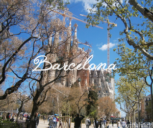 Barcelona, city, and world image