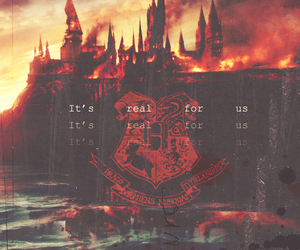 castle, hp, and fire image