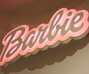 barbie, pink, and girly image