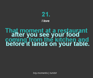 food, funny, and moment image