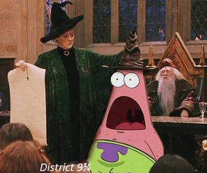 harry potter and patrick image