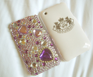 juicy couture and iphone image
