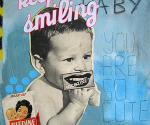 baby, children, and Collage image