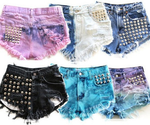 shorts and studs image