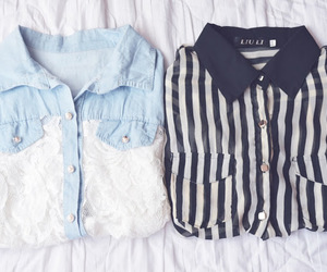 clothes, collar, and fashion image