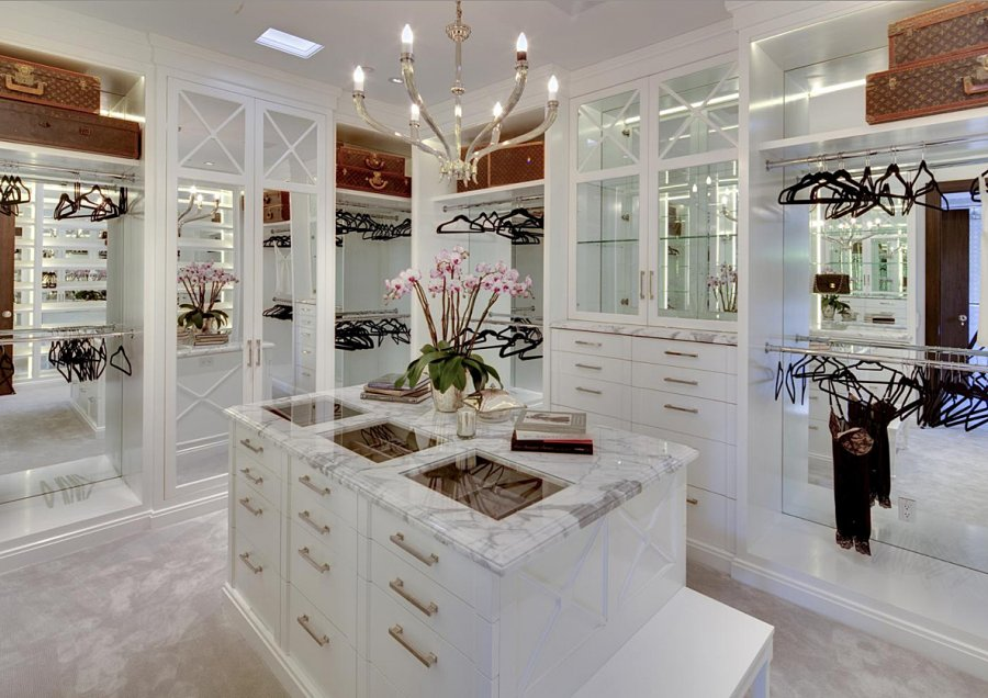 24 Images About Fancy Walk In Closets On We Heart It See More
