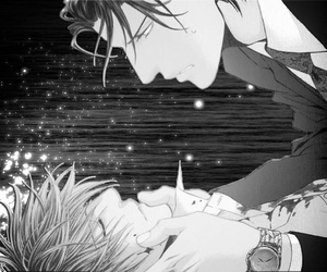 guys, manga, and yaoi image