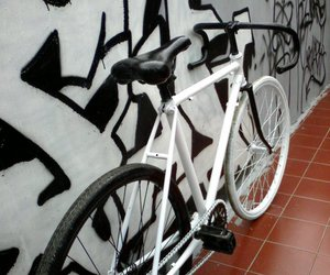 bike, fixie, and indonesia image