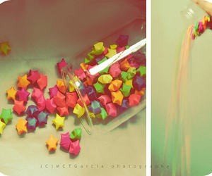 colorful, diptych, and rainbow image