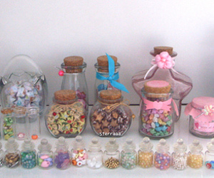 jars, lucky stars, and Paper Star image