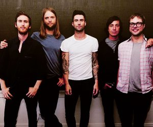 maroon 5, mickey madden, and maroon five image
