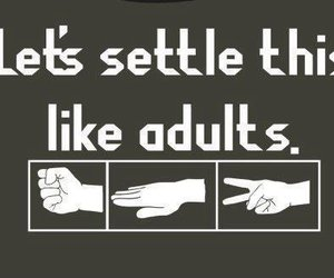 Adult, funny, and Paper image