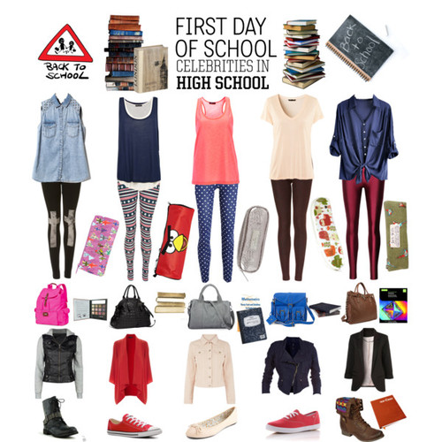 winter outfits school , Google Search on We Heart It