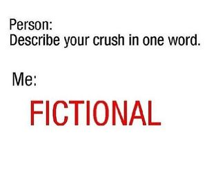fictional, crush, and book image