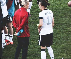 soccer, uswnt, and ali krieger image