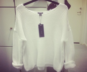 fashion, jumper, and luxury image