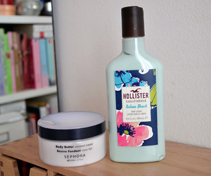 hollister and lotion image