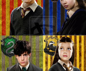 narnia, harry potter, and ravenclaw image