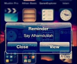 iphone, reminder, and ipod image