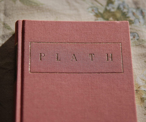 book and plath image