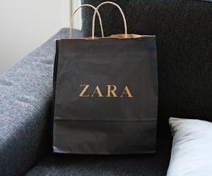 Zara, fashion, and bag image